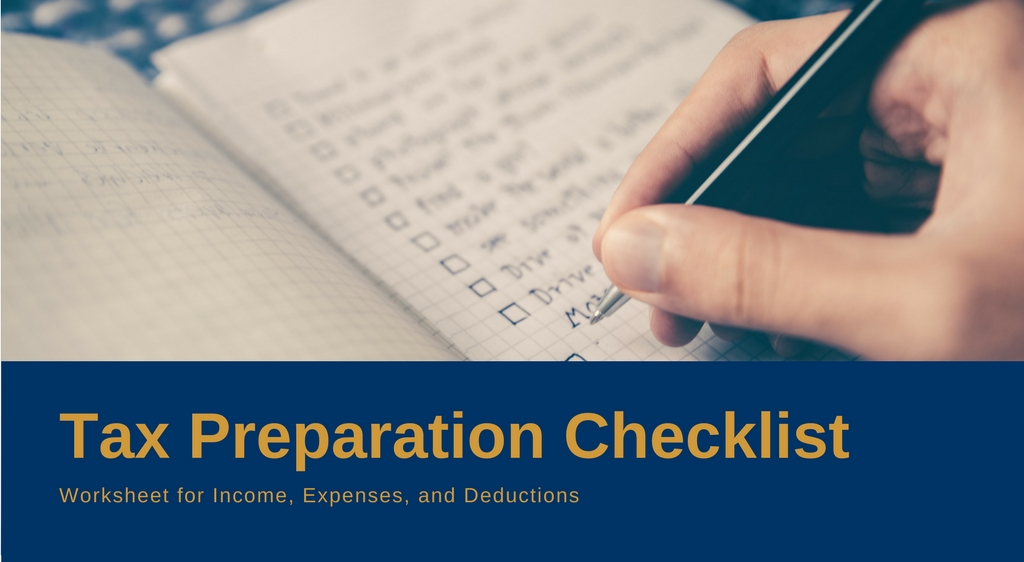 Tax Preparation Checklist Updated For 2019 2020 Blatner Amp Mineo Cpa Pc